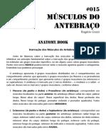 015 Inervacao Dos Musculos Do Antebraco Anatomy Book