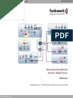 Funkwerk Benutzerhandbuch bintec R200-Serie