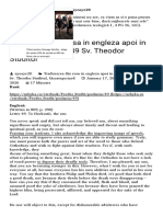 Traducerea din rusa in engleza apoi in romana Epistola 49 Sv. Theodor Studitul – ayeaye20