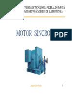 Especiais  _  11 _ Motor Sincrono