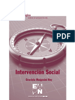 2. Aspectos generales de la intervención social