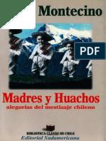 Madres y Huachos. Alegorias Del Mestizaje Chileno
