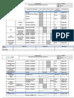 ER16PS03 Planning Mensuel de la maintenance préventive INDICE 2