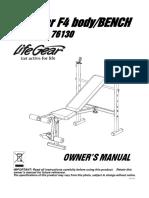 76130-Lifegear-Owners-Manual