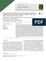 Scientia Horticulturae Volume 226 issue 2017 [doi 10.1016_j.scienta.2017.09.007] Rouphael, Youssef; Colla, Giuseppe; Giordano, Maria; El-Nakhel, -- Foliar applications of a legume-derived protein hy