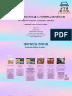 5. Educación Especial su evolucion en Mexico y el mundo