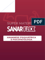 Anamnese Psiquiátrica e Psicopatologia