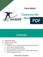 1 - Ricardo García - mhGAP Trastornos del Desarrollo.pptx