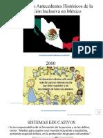 Antecedentes Históricos Educación Inclusiva.ppsx