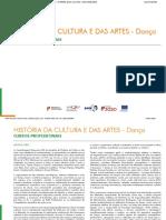 Historia da Cultura e das Artes - Danca