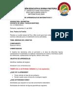 GUIA DE GEOMETRIA 2 SM sept 2 periodo nuevo formato