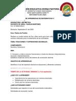 GUIA DE ARITMETICA 2 SM sept 2 periodo nuevo formato
