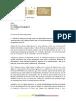 Bancada Caribe urge intervención presidencial para hacer cumplir el contrato de dragado