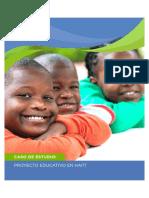 Caso de estudio- Haití- Proyecto de Educación en Haití.pdf