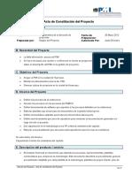 1. Metodologia Acta de Constitución del Proyecto