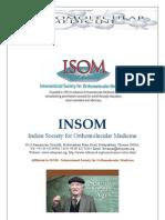 Indian Society for or Tho Molecular Medicine