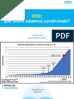 2030 - Que Futuro Estamos Construindo - Cileneu Nunes