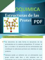 BIOQUIMICAproteinas
