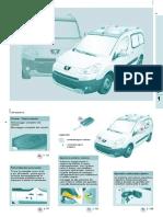 Peugeot Ranch Owner Manual