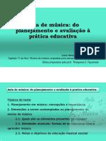 Aula de música-do planejamento e avaliação à prática educativa-Liane Hentschke e Luciana Del Ben1