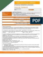 GUÍA 6 DE MATEMÁTICAS CICLO 4 2020