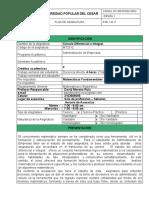 MT 201C CALCULO DIFERENCIAL E INTEGRAL