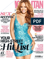 Cosmopolitan UK - March 2011