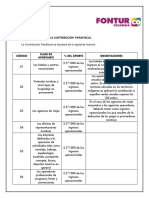 parafiscal