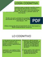 psicologia cognitiva- paradigma-postulados
