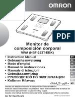 Balanza-HBF-222T-Manual