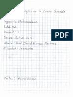 Coceptos primarios de estatica
