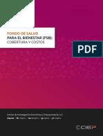 Fondo de Salud para el Bienestar (FSB)