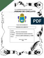 DEMANDA DE SEPARACION DE HECHO