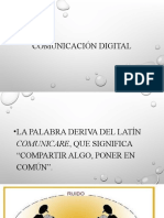 4. COMUNICACIÓN DIGITAL.PANDEMIA