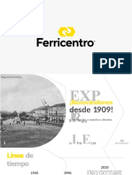 Comerccial Ferricentro 2020