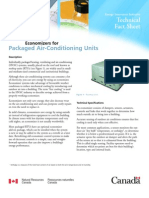 Packaged Air-Conditioning Units
