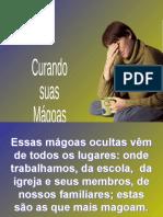 CURANDO AS MÁGOAS
