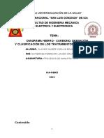 DIAGRAMA HIERRO - CARBONO, DEFINICIÓN Y CLASIFICACIÓN DE LOS TRATAMIENTOS TÉRMICOS VME-C.docx