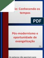 Pós-modernismo e evangelização 2.pptx