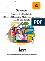 Science4_q1_mod2_EffectsOfDecayingMaterialsToOnesHealthAndSafety_v3