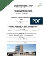 L'application de la méthode de Pareto pour l'identification des factures critiques de la qualité, cas du complexe de khench