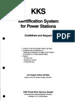 KKS Guideline and Keypart