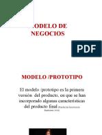 TEMA 2. MODELO DE NEGOCIOS