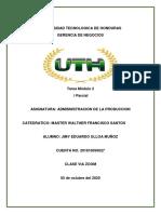Tarea-Modulo-2-Jimy-Ulloa-Administracion-Produccion