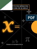 Matemáticas básicas para ciencias de la salud
