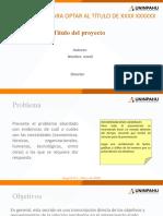 Formato De Presentación de Proyecto de grado UNINPAHU