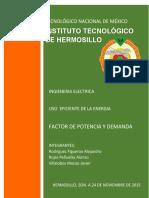 FACTOR-DE-POTENCIA-Y-DEMANDA