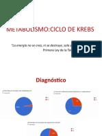 METABOLISMO-CICLO DE KREBS
