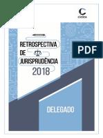 _Retrospectiva de Jurisprudência 2018 - DELTA ESTADUAL - OK
