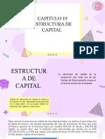 CAPITULO 19_ESTRUCTURA DE CAPITAL
